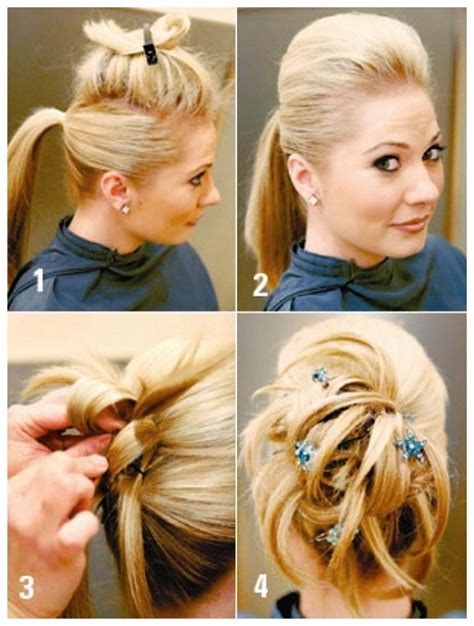 hairstyles easy home easy hairstyles for long hair to do at home