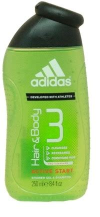 Adidas Active Start Shower Gel adidas hair and active start shower gel 250ml hair