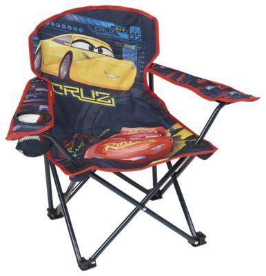 disney cars armchair exxel outdoors disney cars 3 folding armchair for kids