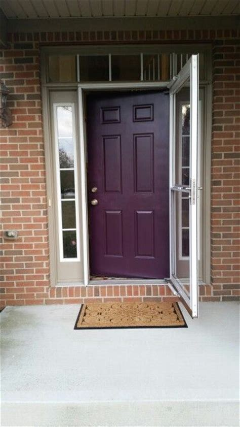 25 best ideas about purple front doors on purple door unique doors and blue doors
