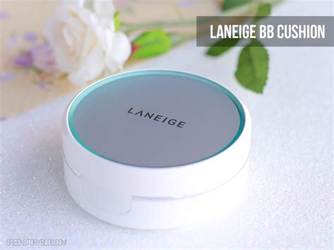 Laneige Cushion Bb laneige makeup primer se review mugeek vidalondon