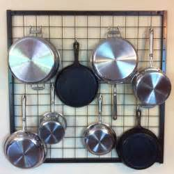 Wall Pot And Plate Rack 25 Best Ideas About Pan Rack On Pot Rack