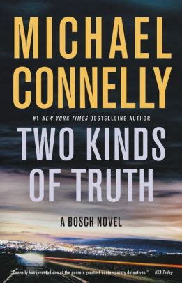 two kinds of truth harry bosch series 20 by michael connelly hardcover barnes noble 174