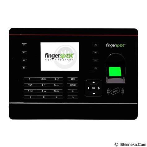 Mesin Absensi Sidik Jari Fingerspot jual fingerspot mesin absensi sidik jari neo 151nc