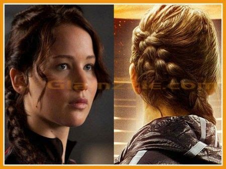 haircut games style katniss hair hunger games fashion pinterest i love