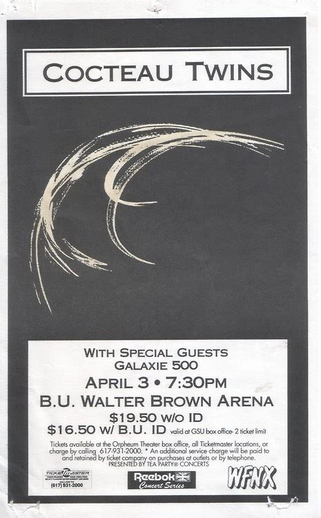 cocteau twins poster 17 best images about music concert posters on pinterest