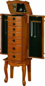 Jewelry Armoirs 5 Jewelry Armoire Discount Up To 65 Percent With