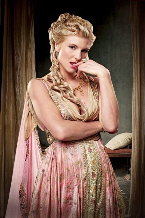 hair style from empire tv show a batch of cast photos from spartacus blood and sand shared