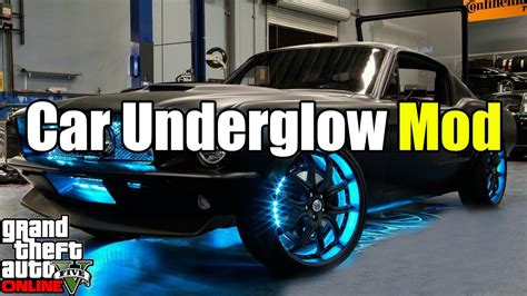 mod gta 5 cars online gta 5 mods under glow mod car mods neon lights gta 5