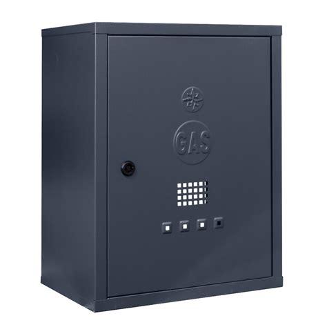 cassette per contatori gas 073 cassetta per contatore gas antichizzata tecnometal