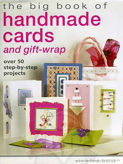 Big Handmade Cards - the big book of handmade cards sirstalot co uk