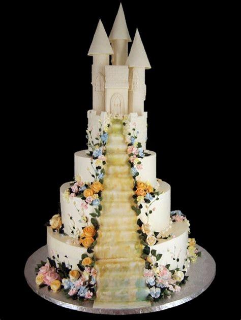 Le gâteau château   37 idées qui vont vous charmer!   Archzine.fr
