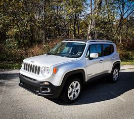 Jeep Renegade Complaints Review 2015 Jeep Renegade Limited 4x4 95 Octane