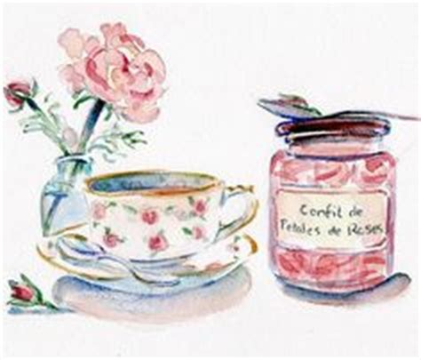 Jam Dinding Watercolor Tea Or Coffee 1000 images about tea time 1 on tea time