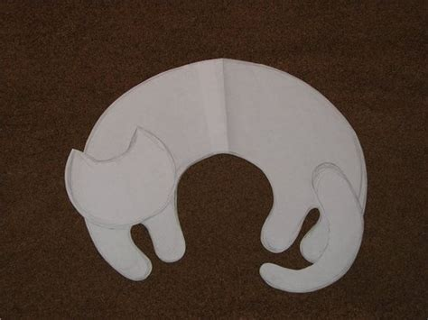 Cat Neck Pillow by Neck Pillow Pillows And Cats On