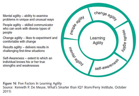 learning agility the key to leader potential books is learning agility the key indicator of potential hrzone