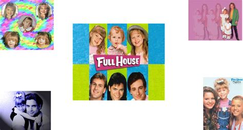 when did full house end full house full house fan art 25796152 fanpop