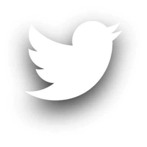 black and white twitter logo transparent background twitter logo white png www pixshark com images