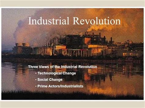 industrial revolution powerpoint template powerpoint on industrial revolution g312 lecture 5