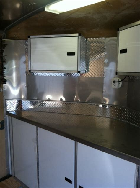 v nose trailer cabinets v nose trailer cabinets kits midwest race cabinets