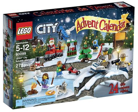 Calendrier Avent Lego City Lego 2015 Advent Calendars Up For Order Early Bricks