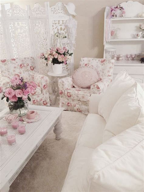 17 Best Images About Shabby Chic Living Room On Pinterest Cottage Decor Blogs