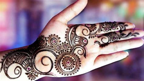 design henna 2017 10 simple and latest arabic mehndi designs 2017