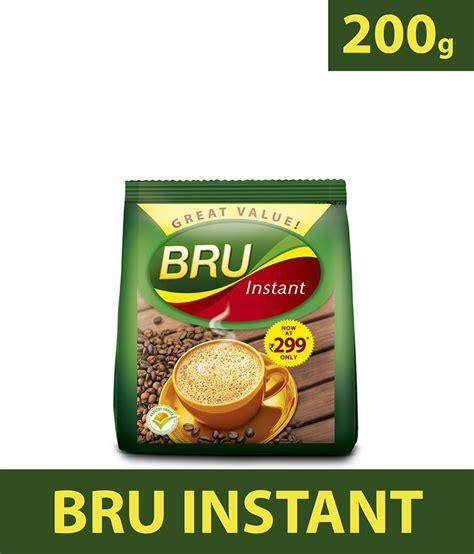 Bedong Instan Best Price bru instant coffee 200 g buy bru instant coffee 200 g at best prices in india snapdeal