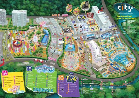 theme park klang valley i city groupon