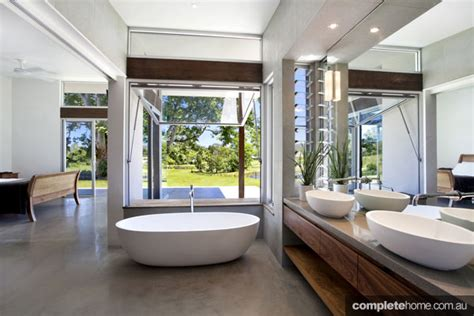 Bathroom Design Trends 2013 trend alert bathrooms with a view completehome