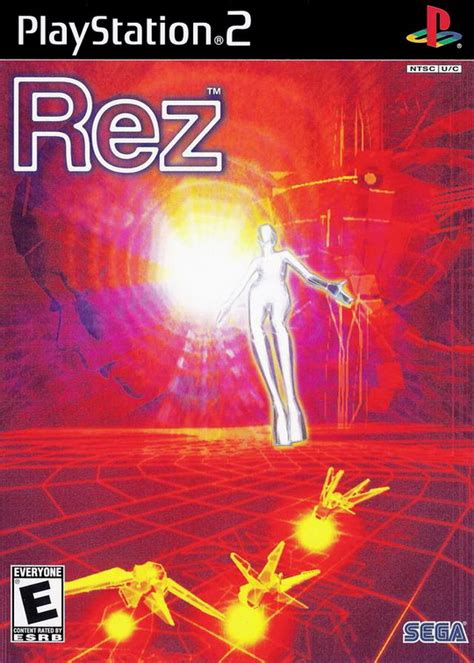Rez (USA) ISO Download Emuparadise Ps2 Emulator