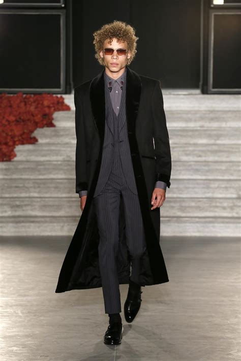 Foppish Elegance Menswear by Haute Topics Classic Elegance At And Brioni Read I D