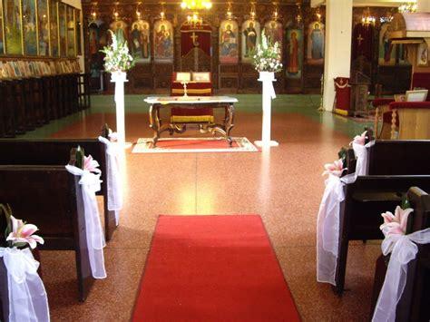 the wedding pew decorations tedxumkc decoration