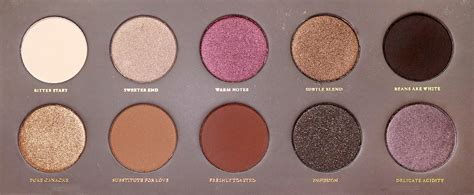 Zoeva Cocoa Blend Palette zoeva cocoa blend palette review and swatches xueqi