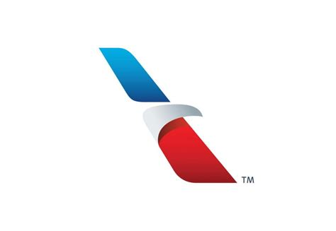 american airlines flight talking about the new american airlines logo webdesigner