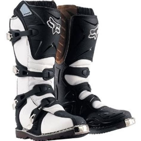 fox tracker motocross fox racing tracker motorcycle boots 79 99 ordered