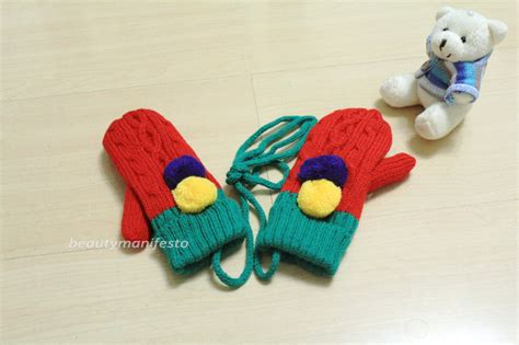 78 Most Fashionabl Accessories For This Winter by Crochet Gloves Fashion Chunky Knit Winter Accessories