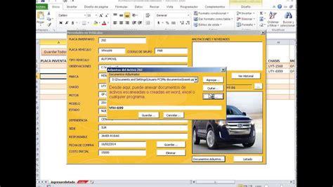 Calendario M Premium Plantilla Premium De Activos Fijos De Autos