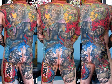 rob 187 black amp blue tattoo