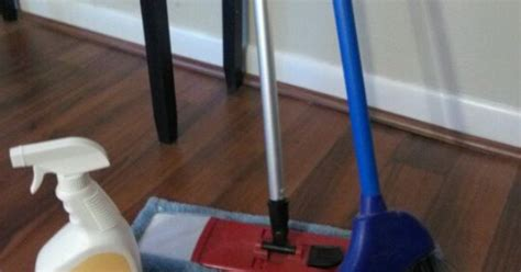 How To Clean Hair From Floor by Cheap Clean Hardwood Floors For Hair
