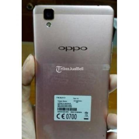 Merk Hp Oppo Lengkap hp oppo f1 selfie expert warna gold lengkap mulus