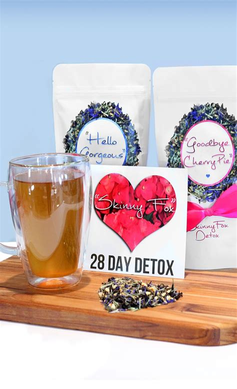 Fox Detox Diet by Best 25 Tea Reviews Ideas On