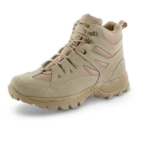 tactical boots cactus s u s spec 6 quot tactical boots 614892