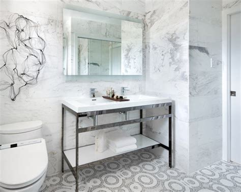black and white marble bathroom floor tiles 35 black and white marble bathroom floor tiles ideas and