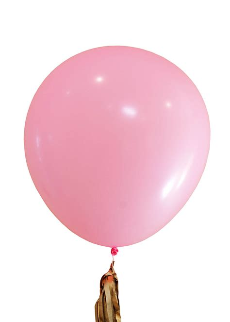 2 pink jumbo 36 quot balloon