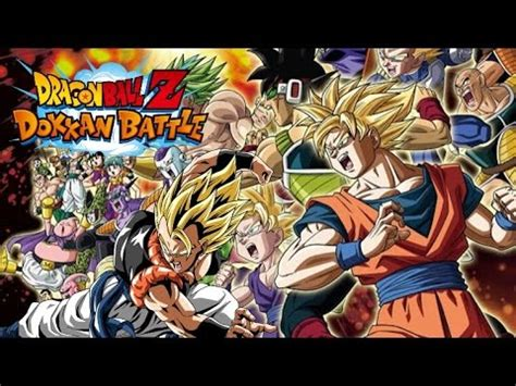 Dragon Ball Z Dokkan Battle Account Giveaway - dragon ball z dokkan battle jp giveaway october funnycat tv