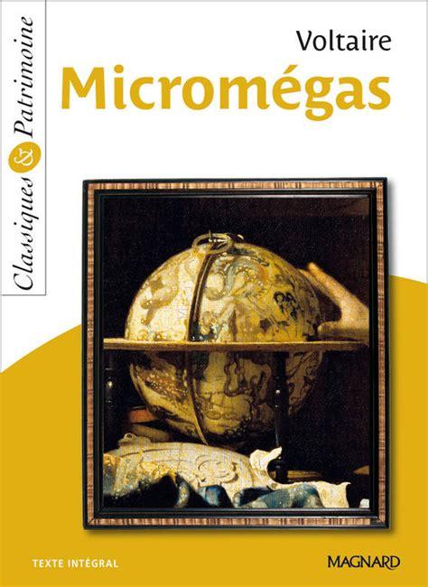 le micromgas livre microm 233 gas conte philosophique voltaire magnard classiques patrimoine