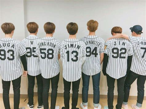 bts jersey wallpaper jungkook wore this 58 jersey and fans are having a field