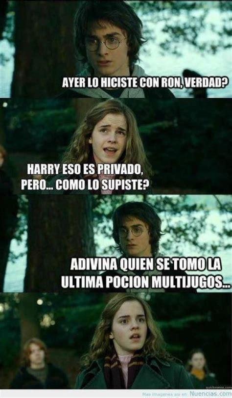 Memes De Harry Potter - harry potter memes