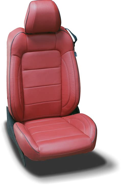 leather car seat upholstery maroon interior leather seats car pictures car canyon